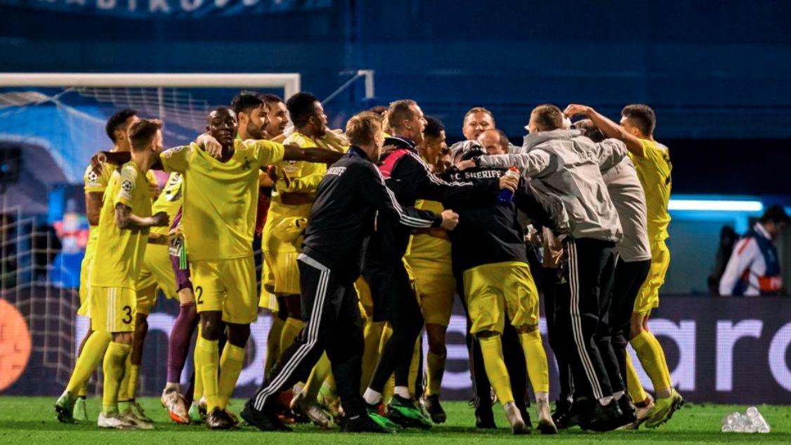 Şeriff Tiraspol s-a calificat, în premieră pentru Republica Moldova, în grupele Ligii Campionilor – Cronica Sportivă