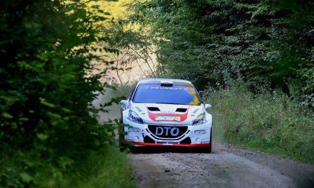 Ultima confruntare pe macadam a sezonului pentru DTO Rally Team