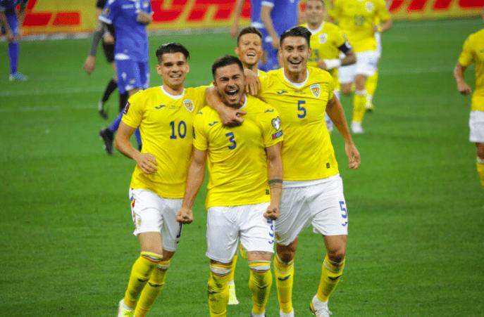 România învinge pe Liechtenstein cu 2-0 și urcă pe locul 3 în clasamentului Grupei J
