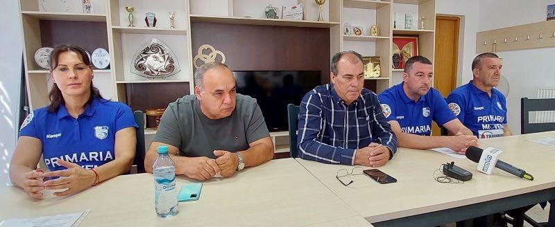 AUDIO | Cu o sală  nouă și un lot remaniat, Dacia Mioveni e gata pentru un nou sezon ïn Liga Florilor