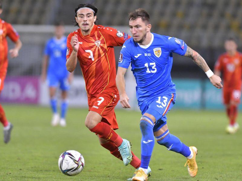 România și Macedonia de Nord au încheiat aseară la egalitate, scor 0-0 – Cronica sportivă