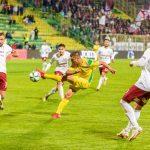 Rapid, în optimile Cupei României, după victorie la loviturile departajare, scor 5-4, cu CS Mioveni