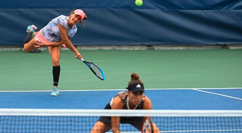 Monica Niculescu și Gabriela Ruse s-au calificat în sferturile probei de dublu de la US Open – Cronica sportivă