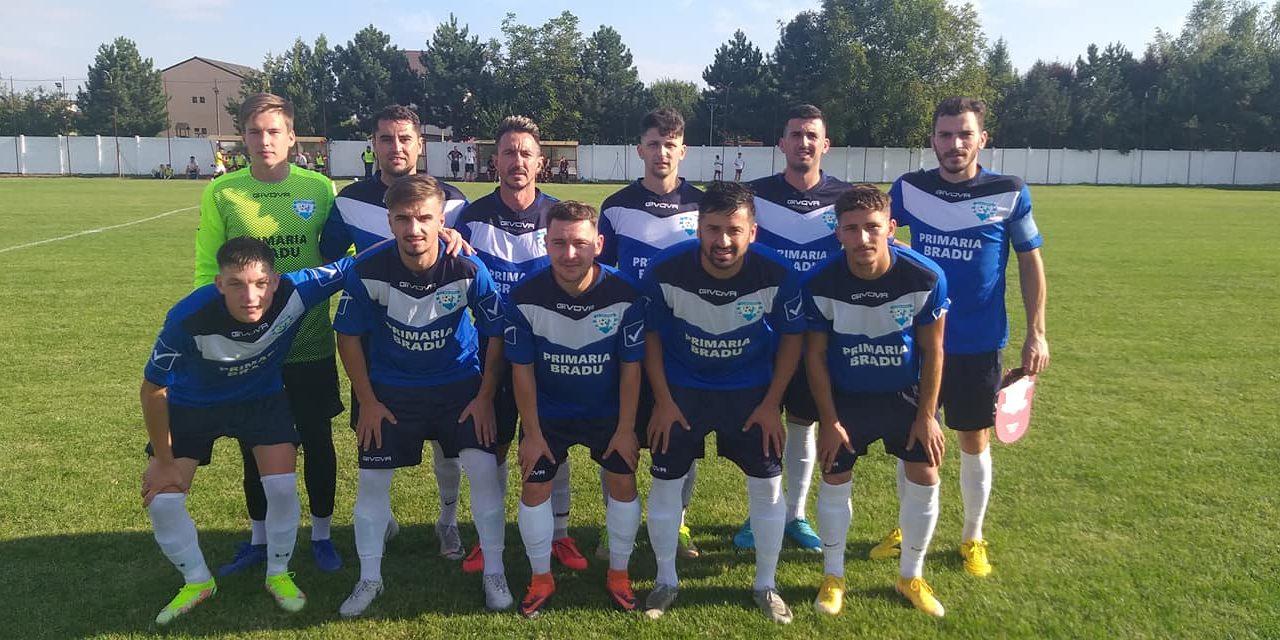 Liga 3 | Real Bradu îşi continuă parcursul bun din acest început de sezon
