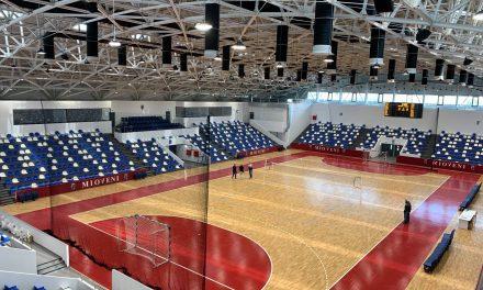 Mioveniul ia fața Piteștiului și inaugurează o sală a sporturilor ultramodernă