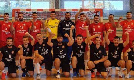 CS Dinamo Bucuresti II – CSU Piteşti 25- 26, în primul meci al stagiunii la handbal masculin